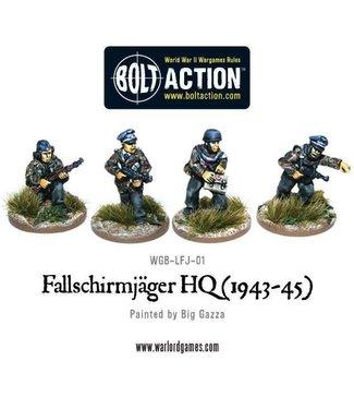 Bolt Action Fallschirmjager HQ (1943-45)