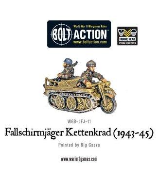 Bolt Action Fallschirmjager Kettenkrad (1943-45)