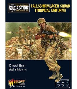 Bolt Action Fallschirmjager squad (tropical Uniform)