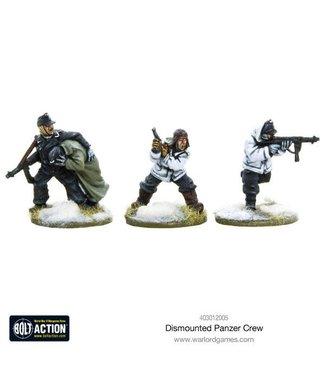 Bolt Action Dismounted Panzer crew