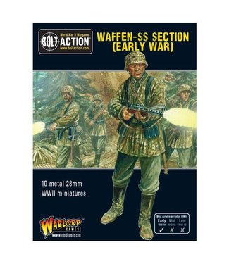 Bolt Action Early War Waffen-SS squad (1939-1942)