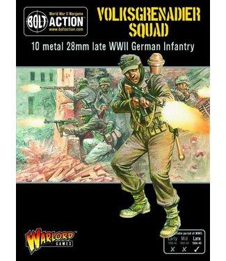Bolt Action Volksgrenadiers