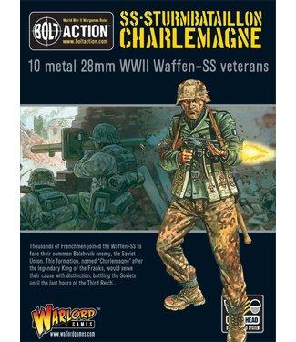 Bolt Action SS-Sturmbatalillon Charlemage
