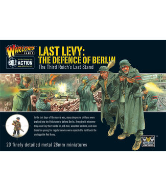 Bolt Action Last levy: The defence of berlin