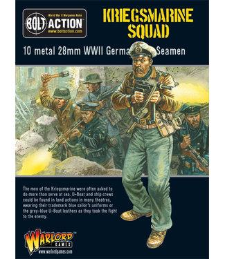 Bolt Action Kriegsmarine Squad