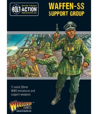 Bolt Action Waffen-SS support group