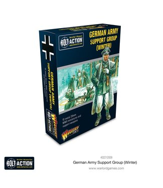 Bolt Action German Army (Winter) Support Group