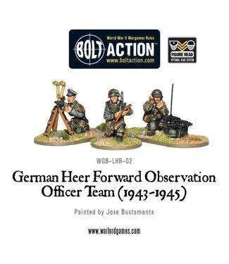 Bolt Action German Heer FOO team (1943-45)