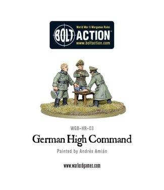 Bolt Action German High Command