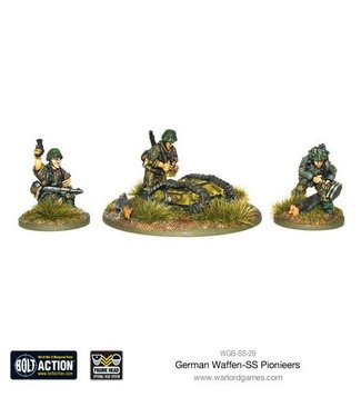 Bolt Action Waffen-SS Pioneers