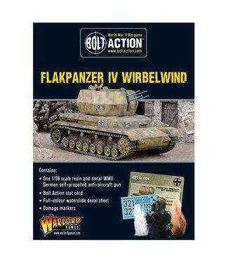 Bolt Action Flakpanzer IV Wirbelwind (resin)