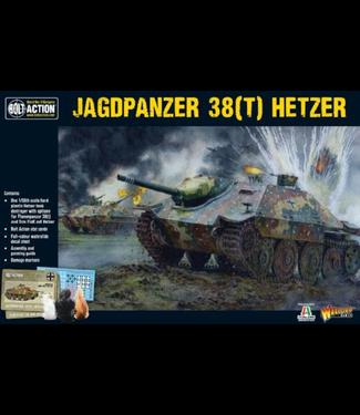 Bolt Action Jagdpanzer 38(t) Hetzer (plastic)
