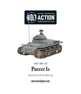 Bolt Action Panzer Ia