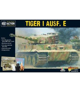 Bolt Action Tiger I ausf. E