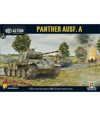 Bolt Action Panther Ausf. A