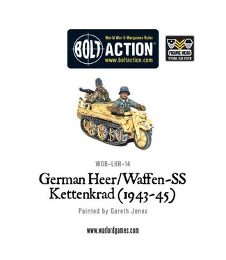 Bolt Action German Heer/Waffen-SS Kettenkrad (1943-45)