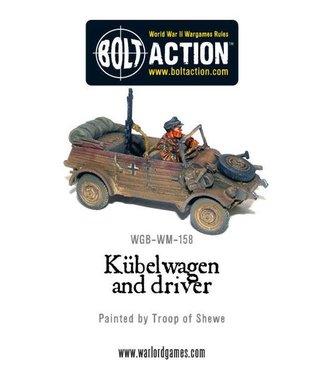 Bolt Action Kubelwagen