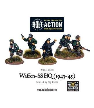Bolt Action Waffen-SS HQ (1943-45)