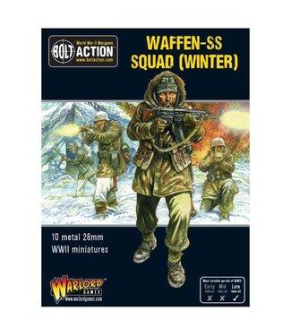 Bolt Action Winter SS squad box