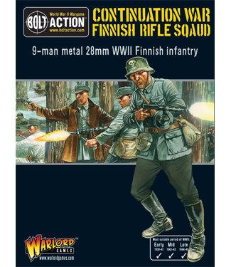 Bolt Action Finnish Rifle Squad