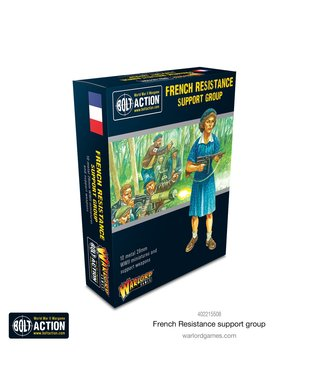 Bolt Action French Resistance Support Group