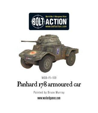 Bolt Action Panhard 178 armoured car