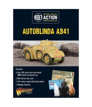 Bolt Action Autoblinda AB41