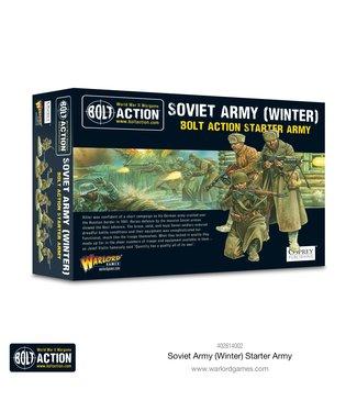 Bolt Action Soviet Army (Winter) starter army