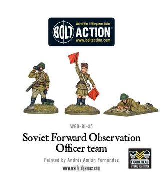 Bolt Action Soviet Army FOO