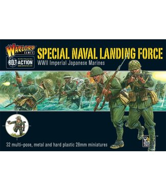 Bolt Action Special Naval landing force