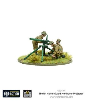 Bolt Action British Northover Projector