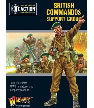 Bolt Action Commandos support group