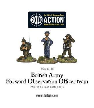 Bolt Action British Army FOO team