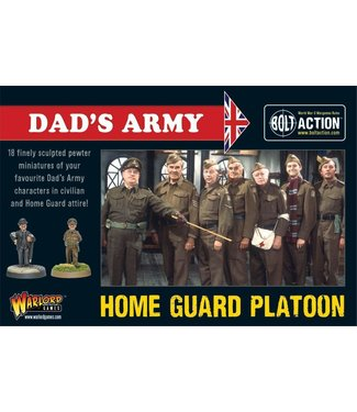 Bolt Action Home Guard Platoon, Dad's Army