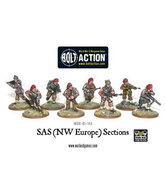 Bolt Action SAS (NWE) sections