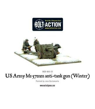 Bolt Action US Army 57mm anti-tank gun M1 (Winter)