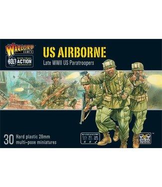 Bolt Action US Airborne plastic boxed set