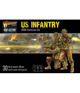 Bolt Action US Infantry - WWII American GIs