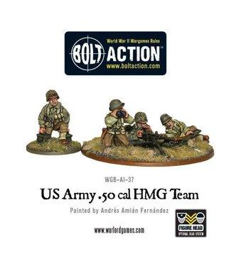 Bolt Action US Army 50 Cal HMG team