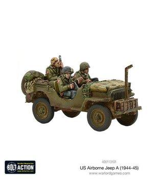 Bolt Action US Airborne Jeep (1944-45)