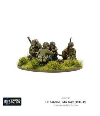 Bolt Action US Airborne HMG team (1944-45)