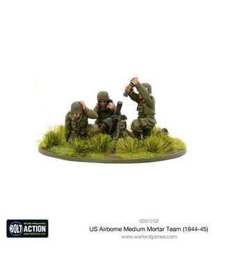 Bolt Action US Airborne medium mortar team (1944-45)