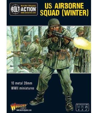 Bolt Action US Airborne Squad (Winter)