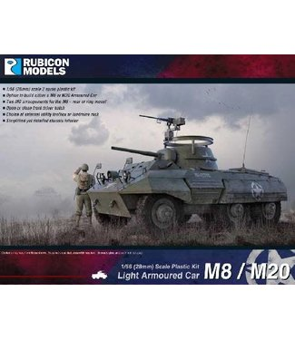 Rubicon Models M8 / M20 Armoured Car