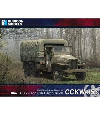 Rubicon Models US 2½ ton 6x6 Truck CCKW-353