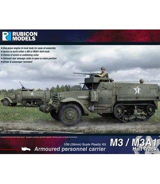 Rubicon Models M3 / M3A1 Half Track