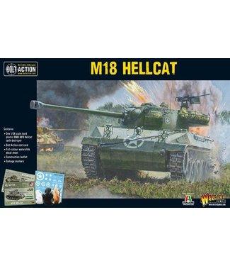 Bolt Action M18 Hellcat (plastic)