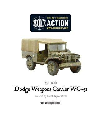 Bolt Action Dodge Weapons Carrier