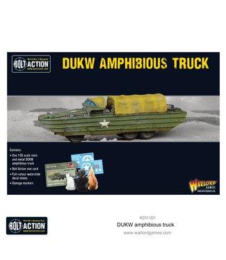 Bolt Action DUKW amphibious truck