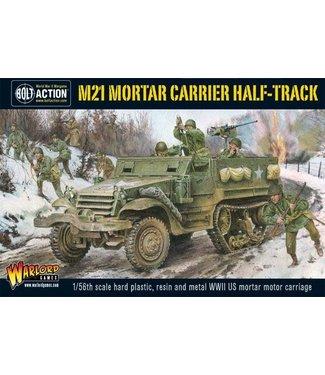 Bolt Action M21 Mortar Carrier Half-track